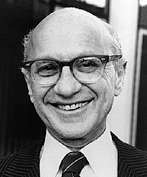 Milton Friedman Dies of Heart Failure at Age 94 –Favorite of Libertarians and Free Market Thinkers –Author of Books and Articles