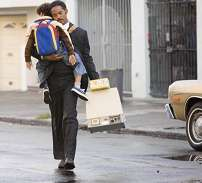 Will Smith Movie Pursuit of Happyness Wins At Box Office – Chronicles Story Of Chris Gardner and Son