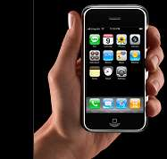 Apple iPhone Introduced By Steve Jobs – Includes Internet Access Maps Email Music-Player and Cell Phone