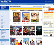 Wal-Mart Gets Into Movie Download Business – Films and TV shows Will Be Sold For Less Than Apple iTunes – Amazon Also Jumps Into Downloads