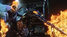Ghost Rider Wins At Box Office Over Terbithia This Weekend – Marvel Comics Story About Johnny Blaze Debuts At Number One