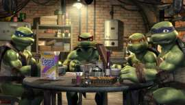 TMNT Wins At Box Office This Weekend – Opening With Over 25 Million In Sales – Movie 300 And The Shooter Follow