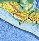 Guatemala Earthquake Wednesday Causes Landslides – Magnitude 6.8 Quake Hit At 1:29 PM Local Time – Epicenter Location