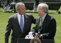 Carl Rove Leaves Bush Administration – The Divider And Architect – Leaves Under A Cloud of Accusations And Subpoenas