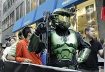 Halo 3 Sales Bigger Than Combined Weekend Movie Receipts