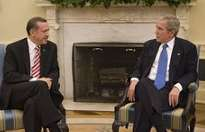 President Bush Works With Turkey To Fight PKK – Meeting With Prime Minister In Washington About Kurdish Rebels