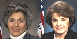 Senate Rejects House War Spending Bill - Have Republicans Misplaced Fiscal Responsibility? Senators Feinstein and Boxer
