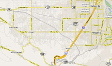 CHP Report Of Accidents In High Desert – Phelan Wrightwood Victorville Weather Problems