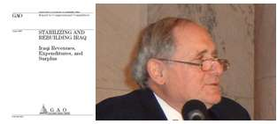 US Complains That Iraq Not Spending Enough To Rebuild Their Country – Carl Levin Says GAO Report Proves Iraqi Government Spends Little