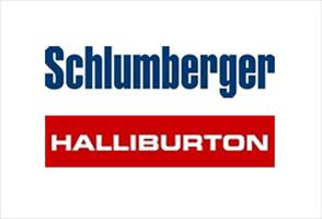 halliburton and schlumberger