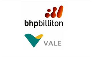 vale and bhp logos