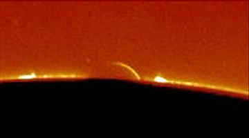 arc ring of Venus