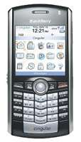 BlackBerry 8100 and 8100c Pearl Phone works with Cingular Wireless and T-Mobile - Smartphone reviewed