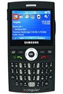 Samsung i607 BlackJack Smartphone - Cell Phone Reviewed