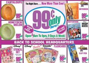 99 Cents Only Stores Will Raise Price Up Less Than A Penny
