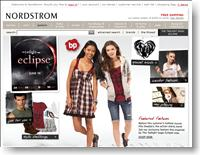 Nordstrom Stores offering Free Advance Screening Tickets of Twilight Eclipse Movie with Purchase