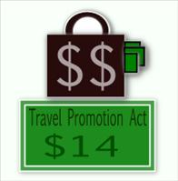 Travel Promotion Act will Charge $14 for Foreign Travelers entering the US