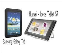 Android Tablet PC – Samsung Galaxy Tab and Huawei Ideos S7 models on Presale at Best Buy