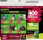 Kohl's Black Friday Sale 2010 starts at 3 am for Early Bird Shoppers