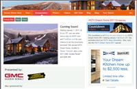 HGTV Dream Home Giveaway 2011 is in Vermont - Enter daily starting January 1st