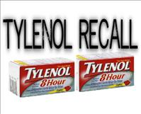 Tylenol Recall 2011 - List of UPC code and Lot number involved