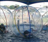 Water walking ball rides are too dangerous for kids says CPSC