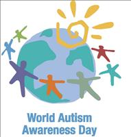 World Autism Awareness Day and Light it Up Blue going on April 2nd