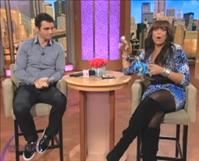 Wendy Williams gives dance partner Tony Dovolani Vacation to the British Virgin Islands