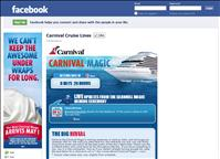 Carnival Magic ship on May 1 – Enter to win a Caribbean Cruise