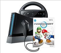 Nintendo Wii Game Console bundled with Mario Kart - credit: Nintendo