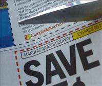 coupon clipping - BSN