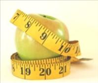 apple with measuring tape - BSN