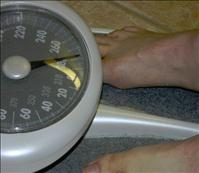 bathroom scale weigh in - BSN