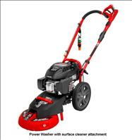 Homelite Pressure washer with the Surface Cleaner Attachment - credit: CPSC.gov