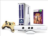 Star Wars Xbox 360 limited Edition Game Console Bundle - Credit: Microsoft