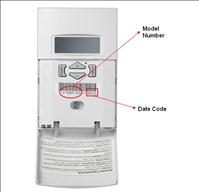 Honeywell / Cadet Model Number and Date Code for thermostat recall - CPSC.gov