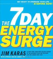'The 7 Day Energy Surge' Book - Jim Karas with Cynthia Costas Cohen (authors)