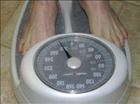 Weigh-in bathroom scale - BSN