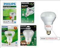 Some of the Philips Flood Lamps involved in the recall - credit: CPSC.gov