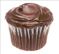 Chocolate cupcake - credit: National Cancer Institute/Renee Comet (photographer) PD