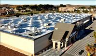 Walmart in Marina, California with solar panels on roof - credit:Wal-Mart