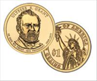 Presidential Dollar Coins - US Mint
