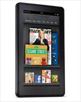 Kindle Fire - credit Amazon.com