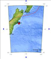 Recent Earthquake activity ChristChurch 12-24-11- USGS.gov