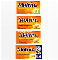 Motrin recall announced - fda.gov