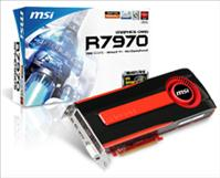 MSI R7970-2PMD3GD5 Graphic Card - MSI