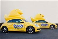 PEEPSTER mobiles - credit: Just Born Inc.