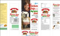 Diamond Chicken Soup for the Pet Lover's Soul Adult Light formula Dog Food labels - FDA