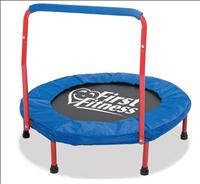 Child sized First Fitness Trampoline being recalled by Aqua Leisure Industrieds - CPSC