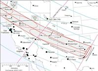 USA Map of the Annular Solar Eclipse May 20, 2012, see below for more info - credit: NASA